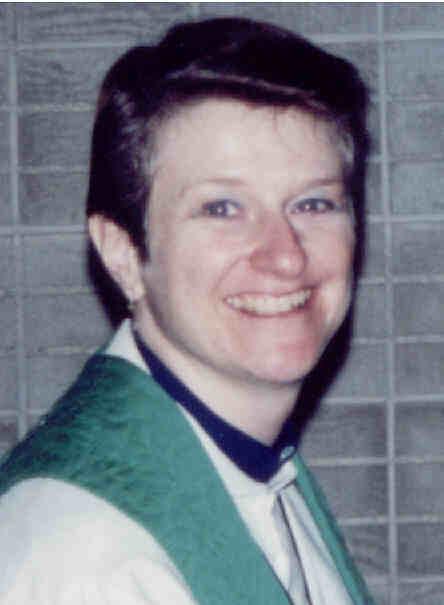 Pastor Lynne Hutchinson